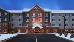 Exterior view Homewood Suites by Hilton Southington CT