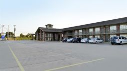 Exterior view Americas Best Value Inn Roland