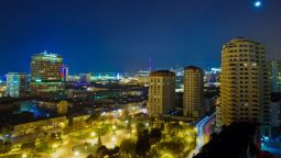 Buitenaanzicht Staybridge Suites BAKU