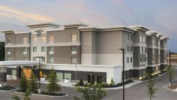 Buitenaanzicht Homewood Suites by Hilton Winnipeg Airport-Polo Park MB