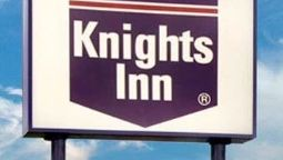 Exterior view Knights Inn George West