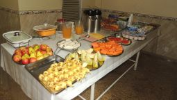 Breakfast buffet Beija Flor Hotel