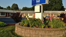 Buitenaanzicht Americas Best Value Inn Brooklyn