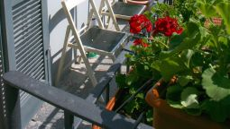 Room with terrace Milano Bella B&B