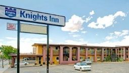 Buitenaanzicht KNIGHTS INN DOWNTOWN ALBUQUERQ