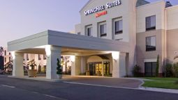 Exterior view SpringHill Suites Houston I-45 North