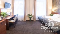 Hotel City Center ROOMS