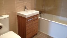 Bathroom Luxe Serviced Apartments