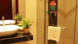 Bathroom Green Tree Inn Hongqi Guang'an Road