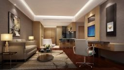 Suite Howard Johnson Jinghope Serviced Residence Suzhou