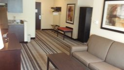Kamers Holiday Inn Express & Suites CAMBRIDGE