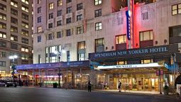 Exterior view THE NEW YORKER A WYNDHAM HOTEL
