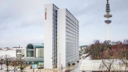 Exterior view InterCityHotel Dammtor-Messe