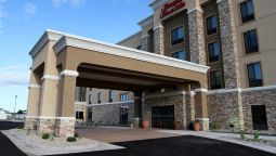 Exterior view Hampton Inn - Suites Grand Forks ND