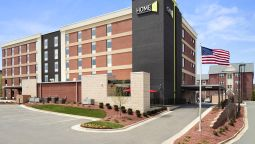 Exterior view Home2 Suites by Hilton Greensboro Airport NC