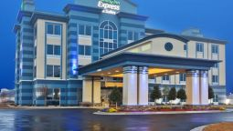 Buitenaanzicht Holiday Inn Express & Suites WARNER ROBINS NORTH WEST