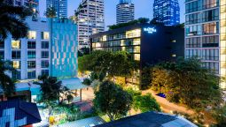 Buitenaanzicht Maitria Hotel Sukhumvit 18 A Chatrium Collection