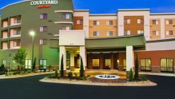 Buitenaanzicht Courtyard Columbus Phenix City/Riverfront