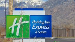 Buitenaanzicht Holiday Inn Express & Suites SPRINGVILLE-SOUTH PROVO AREA