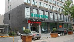 Exterior view Green Tree Bozhou Road Jindi Building Business Hotel