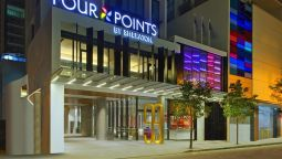 Exterior view Four Points by Sheraton Brisbane