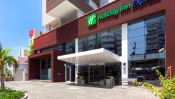 Buitenaanzicht Holiday Inn Express CARTAGENA BOCAGRANDE