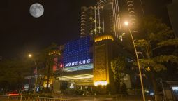 Exterior view Shantou International Hotel