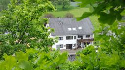 Buitenaanzicht Pension Wagner Comfort Bed & Breakfast