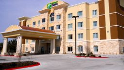 Exterior view Holiday Inn Express & Suites TEMPLE - MEDICAL CENTER AREA