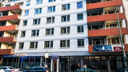 Exterior view Smart Stay Hotel Frankfurt