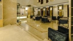 Lobby Green Tree Alliance Futian Meilin Hotel