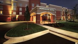 Exterior view Homewood Suites by Hilton Charlottesville VA