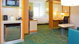 Kamers SpringHill Suites Pittsburgh Mt. Lebanon