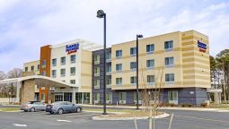 Exterior view Fairfield Inn & Suites Rehoboth Beach
