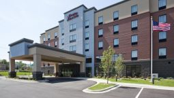 Buitenaanzicht Hampton Inn - Suites Minneapolis West- Minnetonka MN