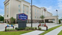 Buitenaanzicht Hampton Inn - Suites Harvey-New Orleans West Bank LA