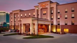Exterior view Hampton Inn Omaha-West Dodge Road -Old Mill- NE