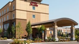 Exterior view Hampton Inn - Suites Portland-Hillsboro-Evergreen Park OR