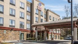 Exterior view Comfort Suites New Bern