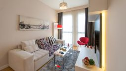 Junior suite Coresh Suites Istanbul Airport