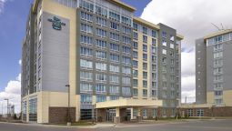 Buitenaanzicht Homewood Suites by Hilton Calgary-Airport