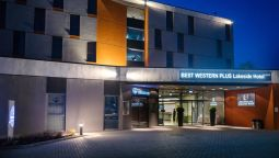 Exterior view Best Western Plus Lakeside Hotel