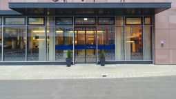 Buitenaanzicht Hampton by Hilton Nuremberg City Centre