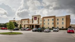 Exterior view Comfort Suites at Katy Mills