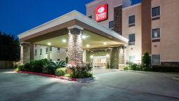 Buitenaanzicht Comfort Suites at Katy Mills