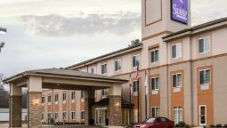 Exterior view Sleep Inn & Suites Marion