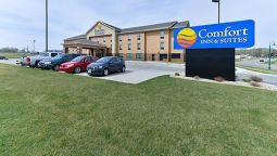 Buitenaanzicht Comfort Inn & Suites Junction City