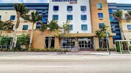 Exterior view Fairfield Inn & Suites Delray Beach I-95