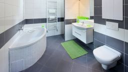 Bagno in camera Apartments Kopecna
