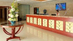 Reception Green Tree Inn LuZhi Ancient Town Beauty Spot South FuCheng Road Business Hotel